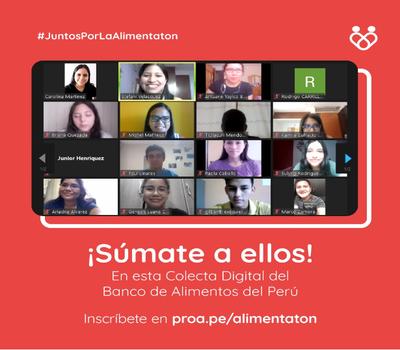 Call for Volunteering Alimentatón