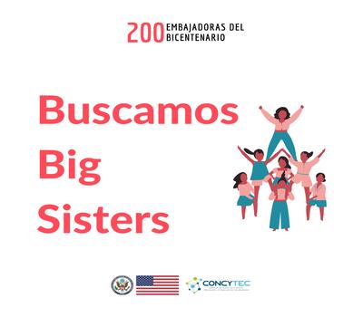 Call for Big Sisters Volunteering