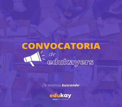 Edukay Volunteer Call