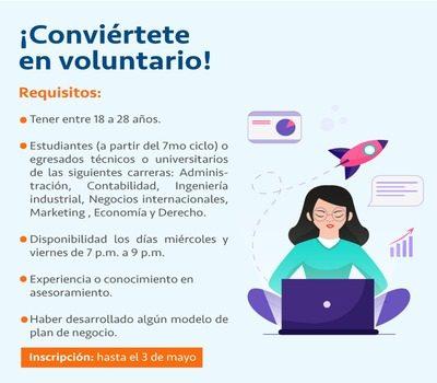 Call for Volunteering Impúlsate Joven