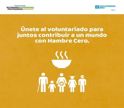 """Call for Volunteering """"Nurturing Hopes, protecting families"""""""
