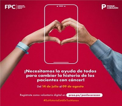 Call for digital volunteering for the collection #PonleCorazón