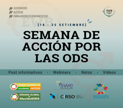 """Webinar """"Week of action for the ODS"""""""