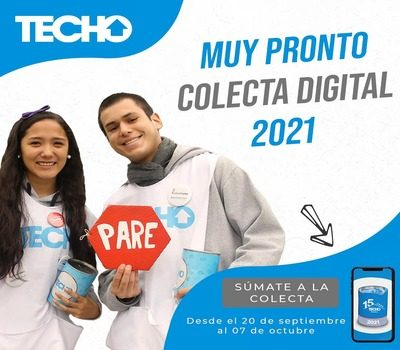 Call for Digital Collection Techo Perú 2021